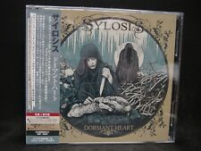 SYLOSIS Dormant Heart + 2 JAPAN CD + DVD Bleed From Within U.K. Thrash Metal
