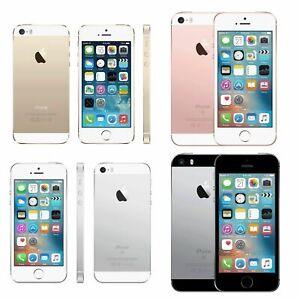 Apple iPhone SE 1St Gen Fully Unlocked GSM/CDMA SmartPhone 16GB 32GB 64GB 128GB