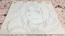 Fullmetal Alchemist Douga Cel Sketch - Edward Elric