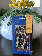 Tory Burch Bengal/Leopard iPhone case for 4 & 4s