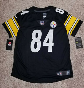 PITTSBURGH STEELERS Antonio Brown Women's Nike NWT Limited Jersey. PICK UR SIZE!