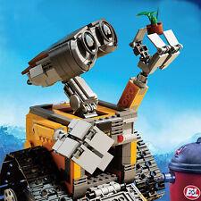 Building Blocks Model 16003 Compatible with Lego IDEA WALL E 21303