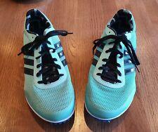 Adidas distancestar running spikes shoes size 6