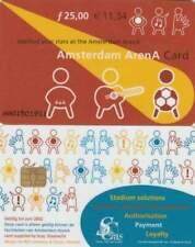 Arenakaart A037-02 25 gulden: Schijnwerpers (5 regels)
