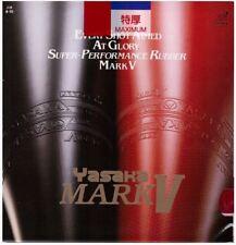 Yasaka Mark V Table Tennis Ping Pong Rubber Max thickness (SALE)