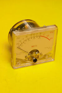 SONY MCI JH-114 Triplett VU Meter 49-8172 For JH-24 JH-100 JH-114 EXC CONDITION