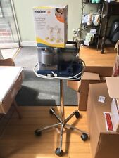 Medela Classic Hospital Grade Breast Pump w/ Trolley Stand and NEW Pumping Kit