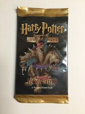 Harry Potter Adventures At Hogwarts Booster Pack CCG TCG WOTC New!