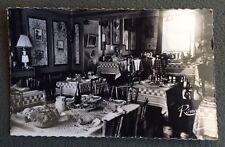 CPSM. BÉNODET. 29 - Restaurant de l'Océan. Maison Le Quinquis. 1955.Salle Manger