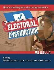 Electoral Dysfunction (DVD, 2013) Right to Vote Democratic Republican  NEW   A7