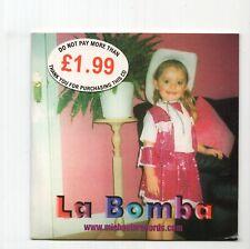 (JB172) La Bomba, Jump - CD