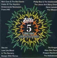 Zillo Jubiläums-Compilation (1989-1994) Nick Cave & The Bad Seeds, Walkab.. [CD]