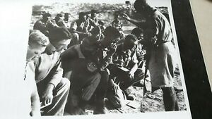 WW2 photo coy of a troop at el ale main  from orange nsw