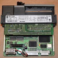 Allen Bradley SLC 500 1747 L532 Processor Unit Series E Rev 8