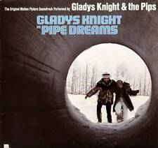 GLADYS KNIGHT & THE PIPS ~ PIPE DREAMS (ORIGINAL SOUNDTRACK) ~ 1976 US LP RECORD