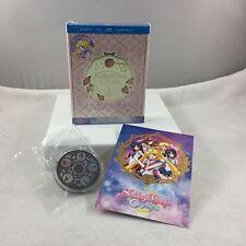 Sailor Moon CRYSTAL Blu-Ray DVD Anime Expo Ltd Ed Art Card Window Ornament Set 1