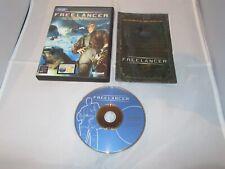 FREELANCER - PC CD-ROM, MICROSOFT ORIGINAL RELEASE (COMPLETE & GOOD CONDITION)