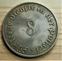GERMAN COLLECTORS COIN '39 - '45 REICHSMARK W.W.2