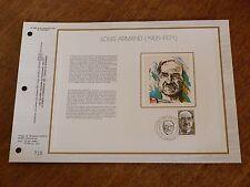 N° 584 S DU CATALOGUE CEF      LOUIS ARMAND  ( 1905 - 1971 )