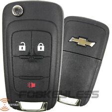 Brand New 2010 -2013 Chevrolet Equinox Sonic 3 Button Remote Key - 5913598