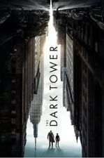 The Dark Tower (DVD 2017) NEW*Action, Horror* PRE-ORDER SHIPS ON 10/31/17