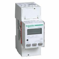 Schneider Electric Acti9 iEM Compteur d'Énergie Mono - 63A - Afficheur Impulsionnel MID (A9MEM2110)