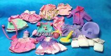 """HUGE LOT OF """" BABY ALIVE"""" LABLED ITEMS..10 PIECES CLOTHES/POTTY/DIAPERS/LOTS OF"""