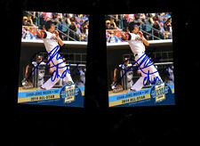 2 Chan-Jong Moon  2014 Midwest League All Star Quad Cities auto signed cards