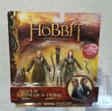 "LOTR The Hobbit  Legolas Greenleaf & Tauriel 3.75"" figure Please Read Info"