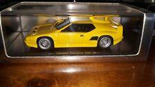 Spark 1/43 De Tomaso Pantera 200 1992 yellow S0536