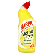 Harpic 90376 Active Fresh Cleaning GEL Citrus 750ml