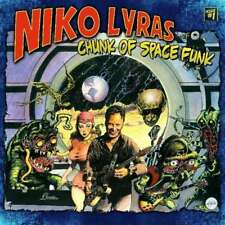 Lyras Niko - Chunk de Space Funk Nouveau CD