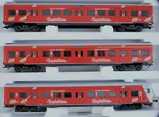 Märklin 43891 S-Bahn Wagen Set Knorr - Spur HO - OVP