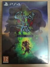 GHOST OF A TALE COLLECTOR'S EDITION PS4 NEW & SEALED