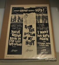 Moody Blues, Unit Four Plus Two and The Zombies  Poster