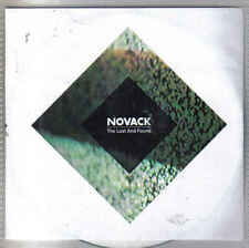 Novak-The Lost And Found Promo cd single