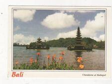 Bali Ulundanu At Bedugul 1993 Postcard 629a