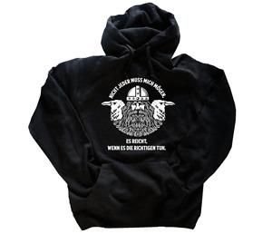Nicht jeder muss mich mögen-Es reicht wenn es die Wikinger Germane T-Shirt S-3XL