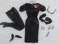 Silkstone Barbie Elizabeth Taylor Violet Eyes Fashion ~ Unboxed ~ Free U.S Ship