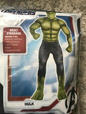 Marvel Avengers Endgame Hulk Adult Costume - Standard Size