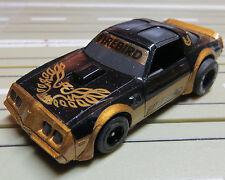 Faller / Aurora --  Pontiac Firebird  mit Tomy Chassis