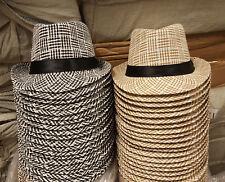 WHOLESALE good quality Trilby hats 36  PCS £2.50  EACH