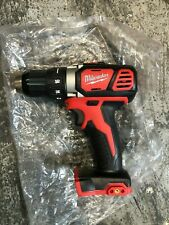 "Milwaukee 2606-20 M18 18V Compact 1/2"" Drill Driver (Bare Tool) - NEW"