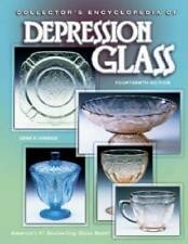 Collector's Encyclopedia of Depression Glass - Hardcover - GOOD
