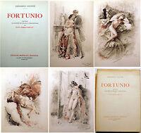 CURIOSA/FORTUNIO/T.GAUTIER/ED G.BRIFFAUT/1946/P.E.BECAT ILL/300 EX +SUITE/RARE
