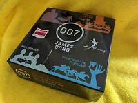 JAMES BOND 007 AUDIO BOOKS UNABRIDGED 23 CDs MOONRAKER, CASINO ROYAL RRP £72.99