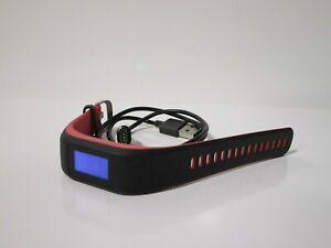 Garmin Vivosport Wristband Activity Tracker- Fuchsia Focus Watch Vivosport