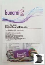 SoundTraxx ~ New 2019 ~ цунами 2 TSU-2200 EMD Diesel звуковой декодер ~ 885005