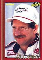 1992 Maxx Red Racing Card Pick