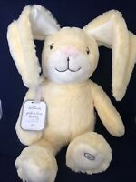 "Hallmark Peek-a-boo Bunny Stuffed Animal With Sound and Motion, 7.5"" new"